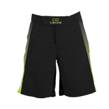 Crossover 3 Short – Fade – Black/Lime Green - Clinch Gear