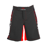 Crossover 3 Short - Flash - Pewter/Red - Clinch Gear