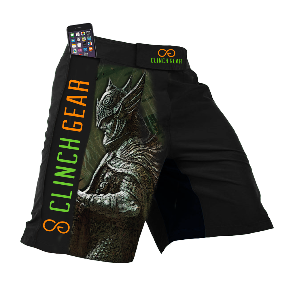 "Crossover 3 Short ""Warrior Series"" – God Of War - Clinch Gear"