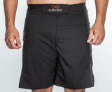 Crossover 3 Short - Flash - Black/Gray/Red - Clinch Gear