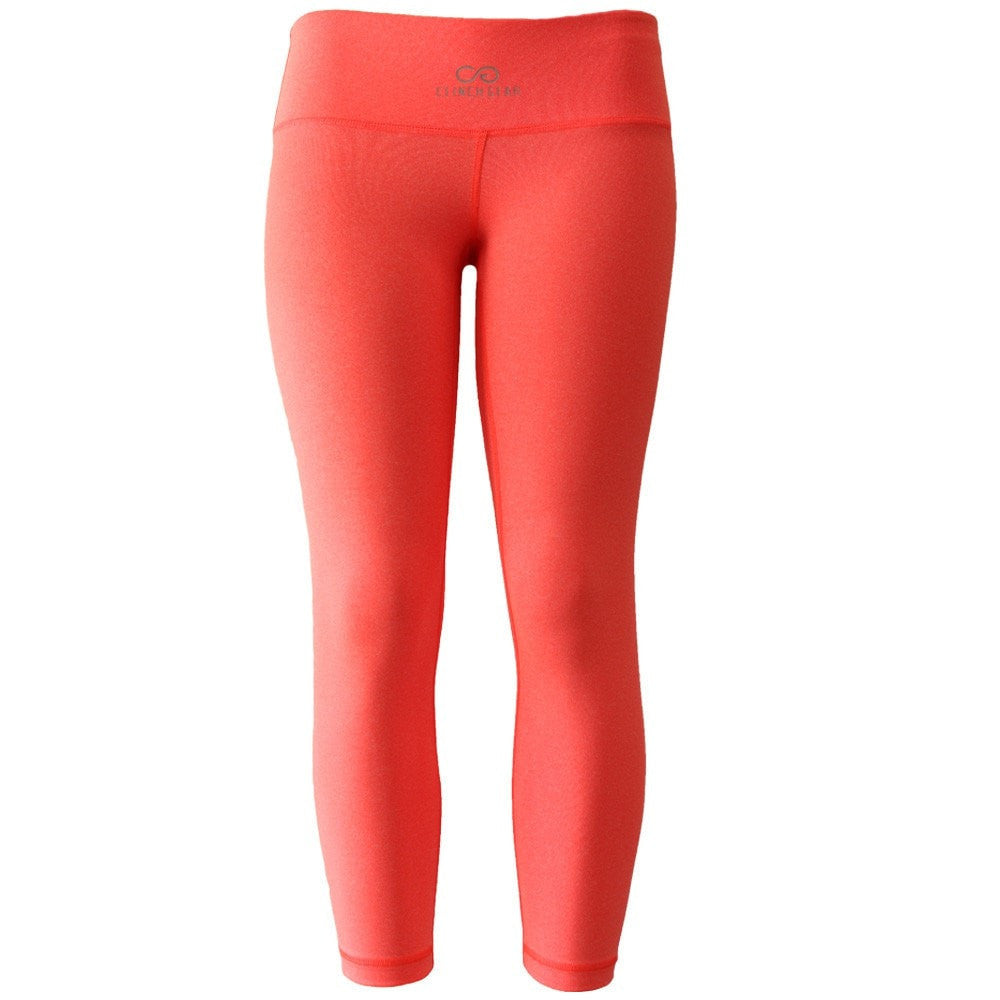 Cross Training Performance Capri - Coral - Clinch Gear