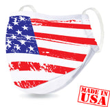 DFNDR 4 Layer Protection Face Mask - USA Flag
