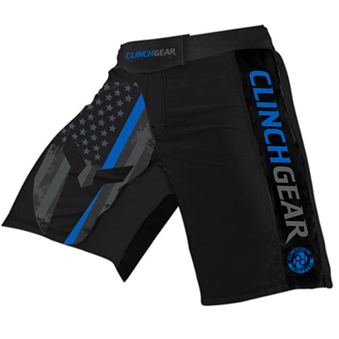 Pro Series Short - Thin Blue Line - Clinch Gear