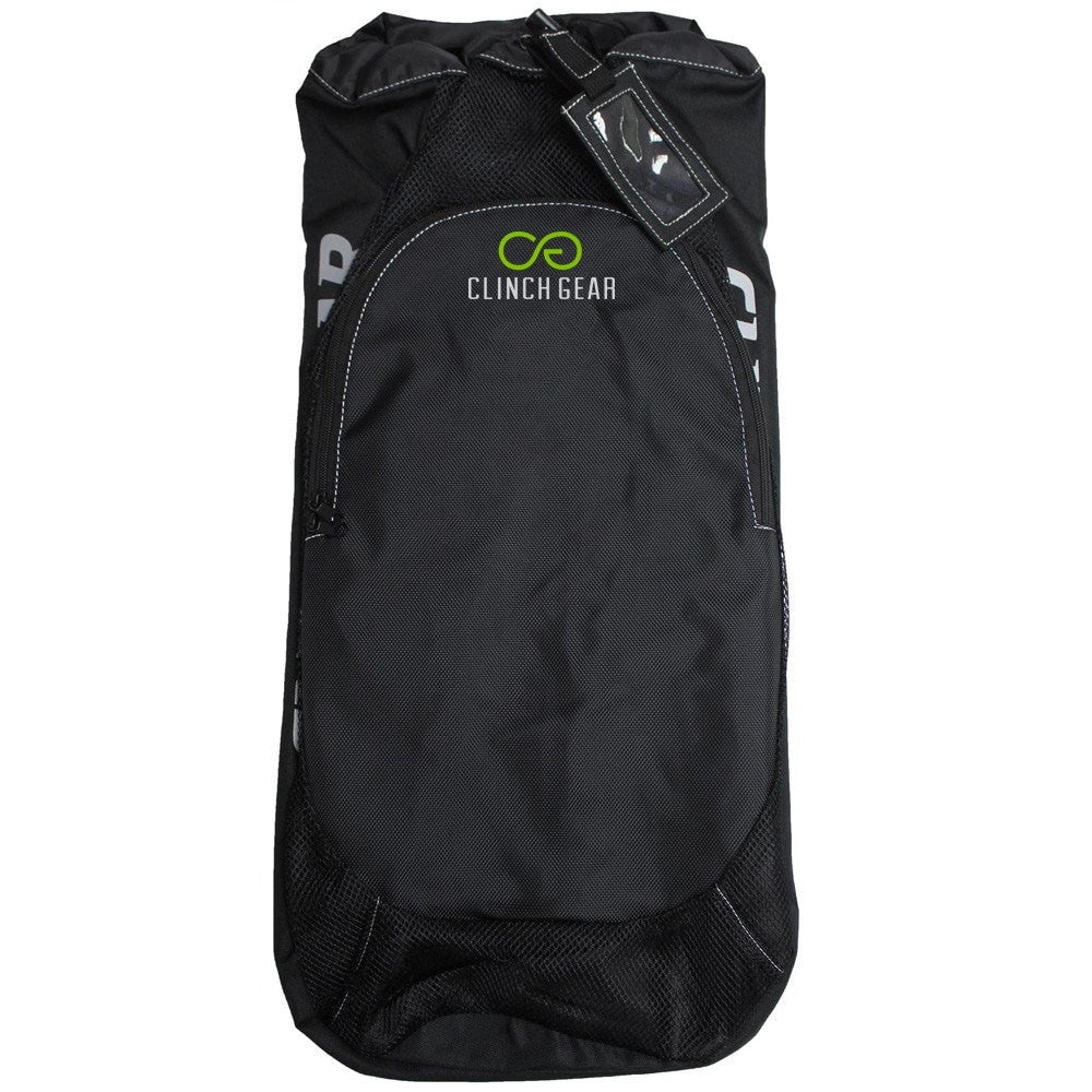 Gear Bag 3.0 - Black - Lime/White - Clinch Gear