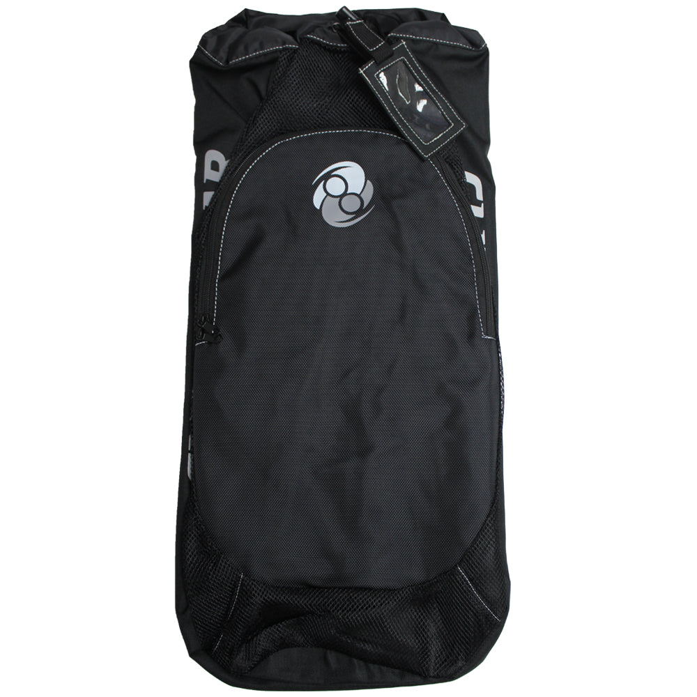 Gear Bag 3.0 - Black - Gray/White - Clinch Gear