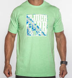 Clinch Gear Island Style – Crew Tee - Apple Green - Clinch Gear