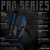 Pro Series Short- Fire - Clinch Gear