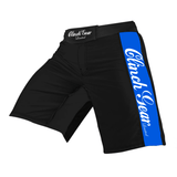 Pro Series Short – Limited Edition – Black – Blue/White - Clinch Gear