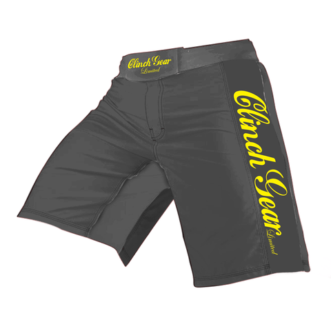 Pro Series Short – Limited Edition – Pewter – Yellow