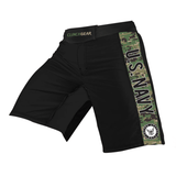 Pro Series Short - US NAVY - Black/Camo