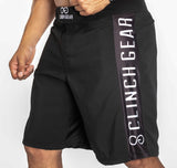 Pro Series Short - Flash - Black/White - Clinch Gear