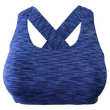 Multi-Sport Racerback Sports Bra - Blue Royal