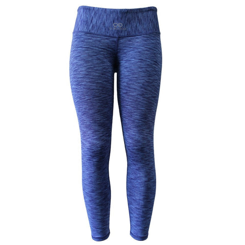 Cross Training Performance Capri - Blue Royal