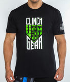 Clinch Gear - USA - Crew Tee - Black - Clinch Gear