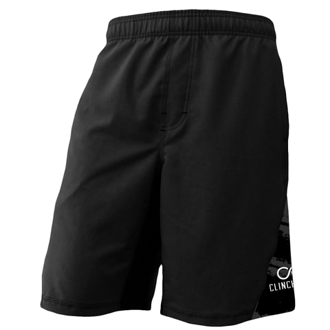 AMRAP City Short - Black/Gray - Clinch Gear