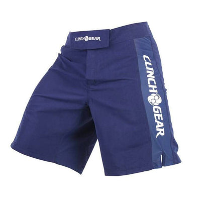 Pro Series Short- Navy/White - Clinch Gear
