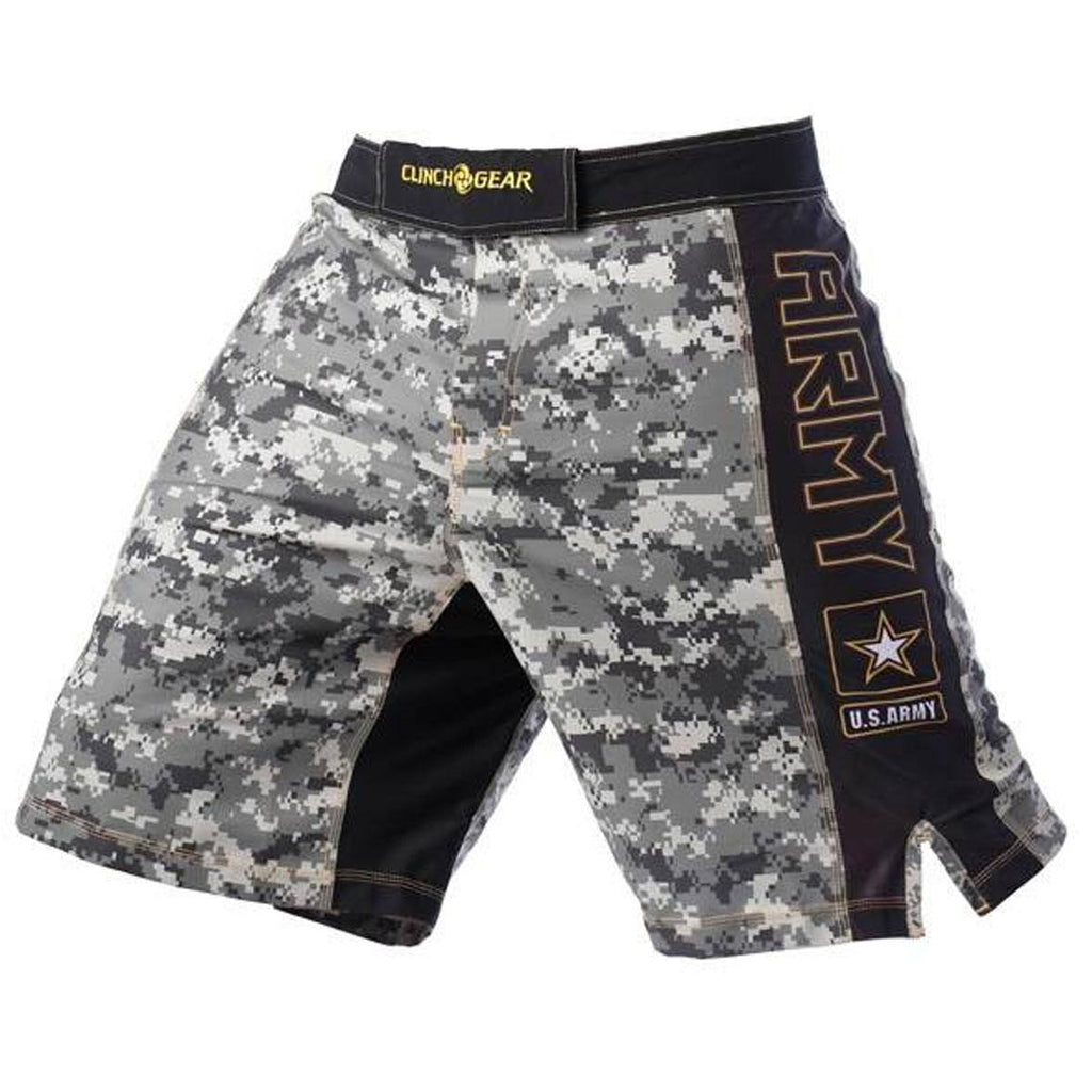Pro Series Short - Army - Clinch Gear