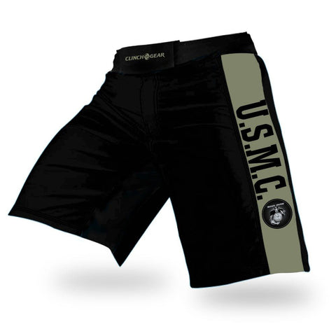 Pro Series Short - USMC - Clinch Gear