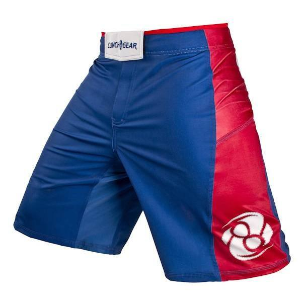 Signature Ringside Short- Academy - Clinch Gear
