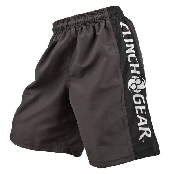 Youth Performance Short- Pewter - Clinch Gear