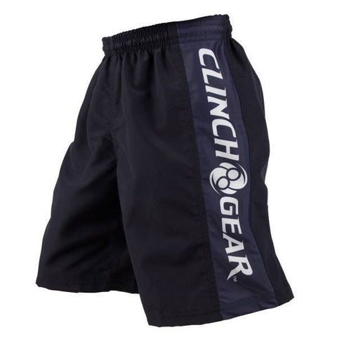 Youth Performance Short- Navy/White - Clinch Gear