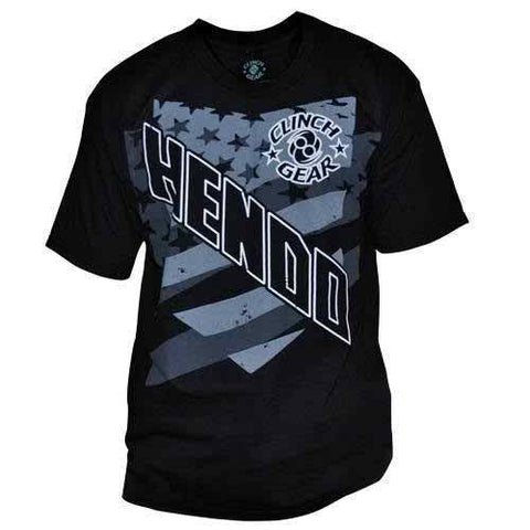 Hendo Strikeforce St. Louis Walkout Tee - Black - Clinch Gear