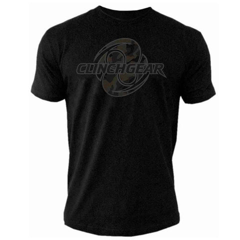 Trooper Tee - Black - Clinch Gear
