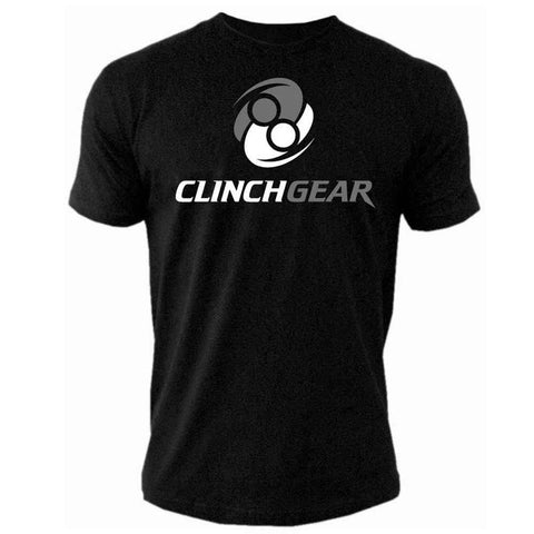 Clash Tee - Black - Clinch Gear