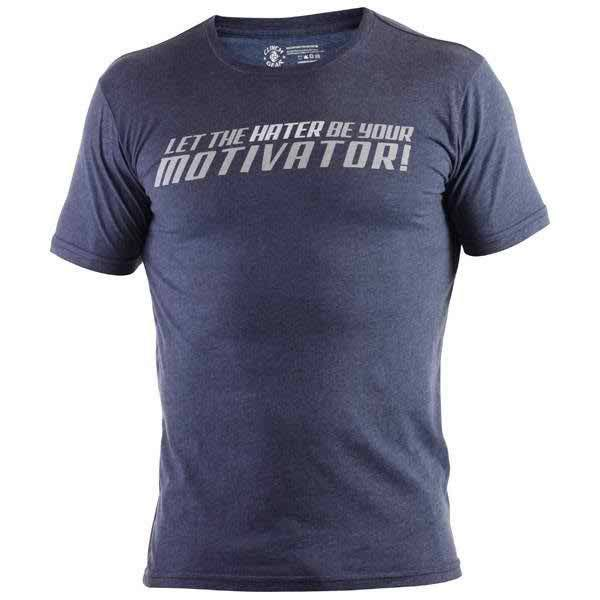 Hater Tee- Navy - Clinch Gear
