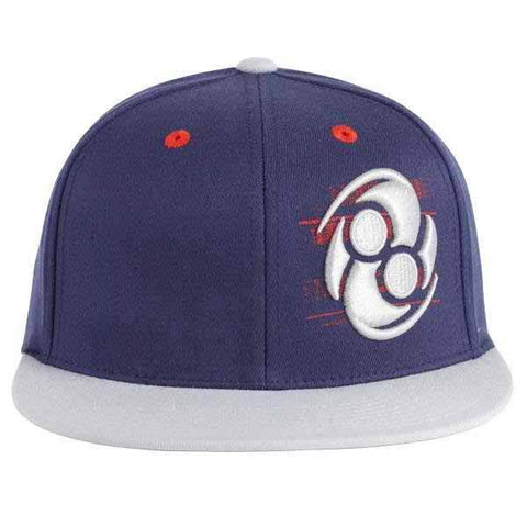210 Fitted Coastal Hat- Navy - Clinch Gear