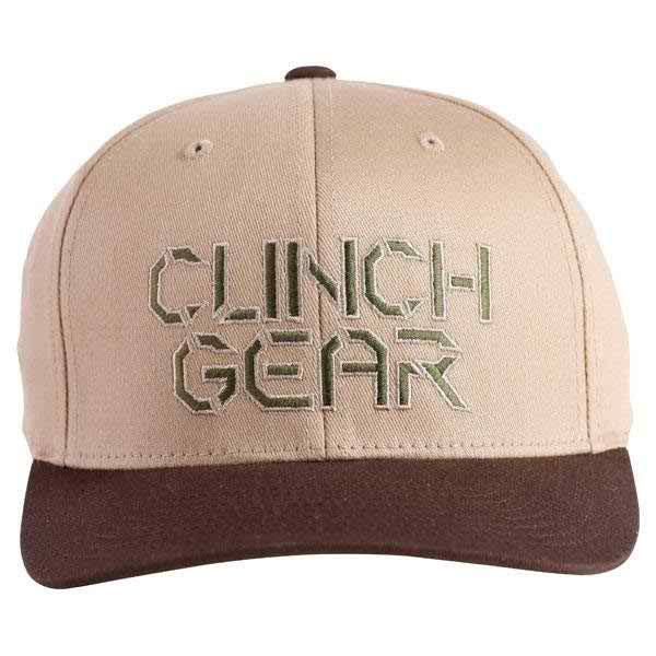 X-Fit Legion Hat- Khaki - Clinch Gear