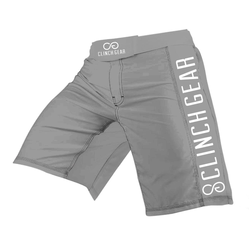 Pro Series Short - Flash - Charcoal/White - Clinch Gear