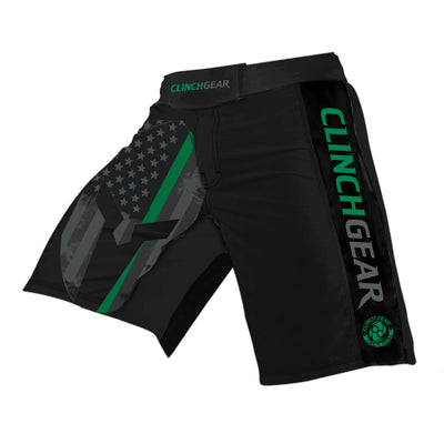 Pro Series Short - Thin Green Line