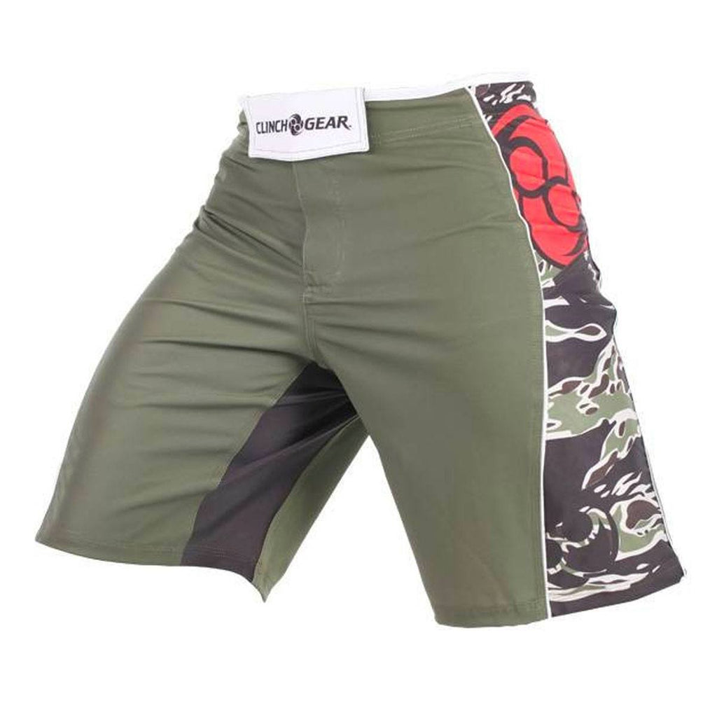 Signature Bengal Short- Rifle Green - Clinch Gear