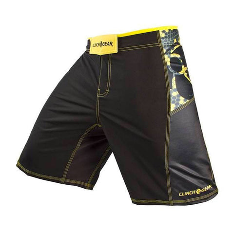 Signature Particle Short- Black - Clinch Gear