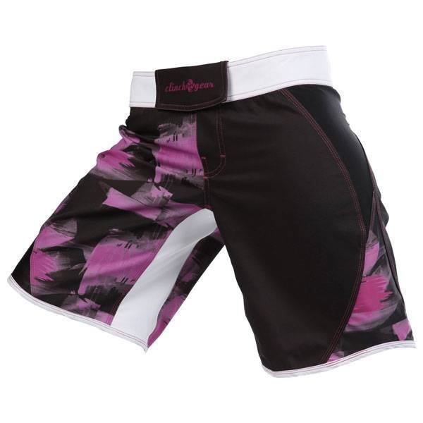 Womens Signature Darkside Short- Black - Clinch Gear