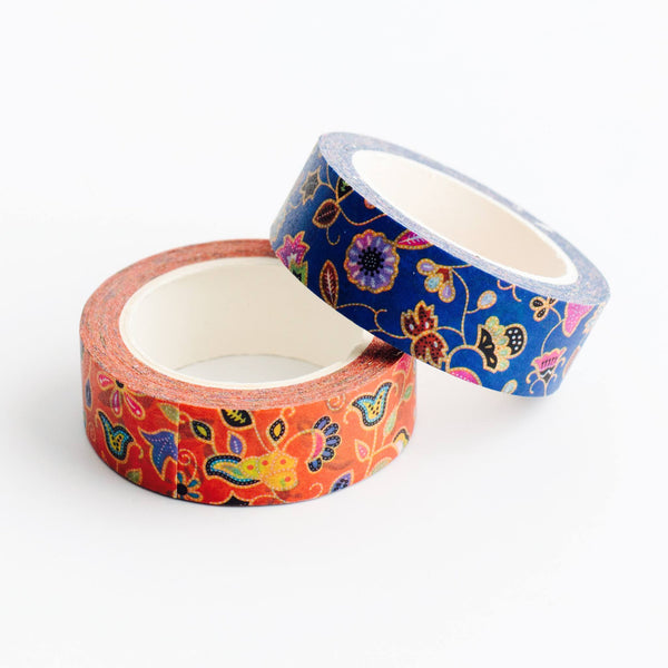 SS43 - Singapore Girl Washi Tapes (Set of 2 Colours) - Stationery - STUCKSHOP - Souvenirs from Singapore