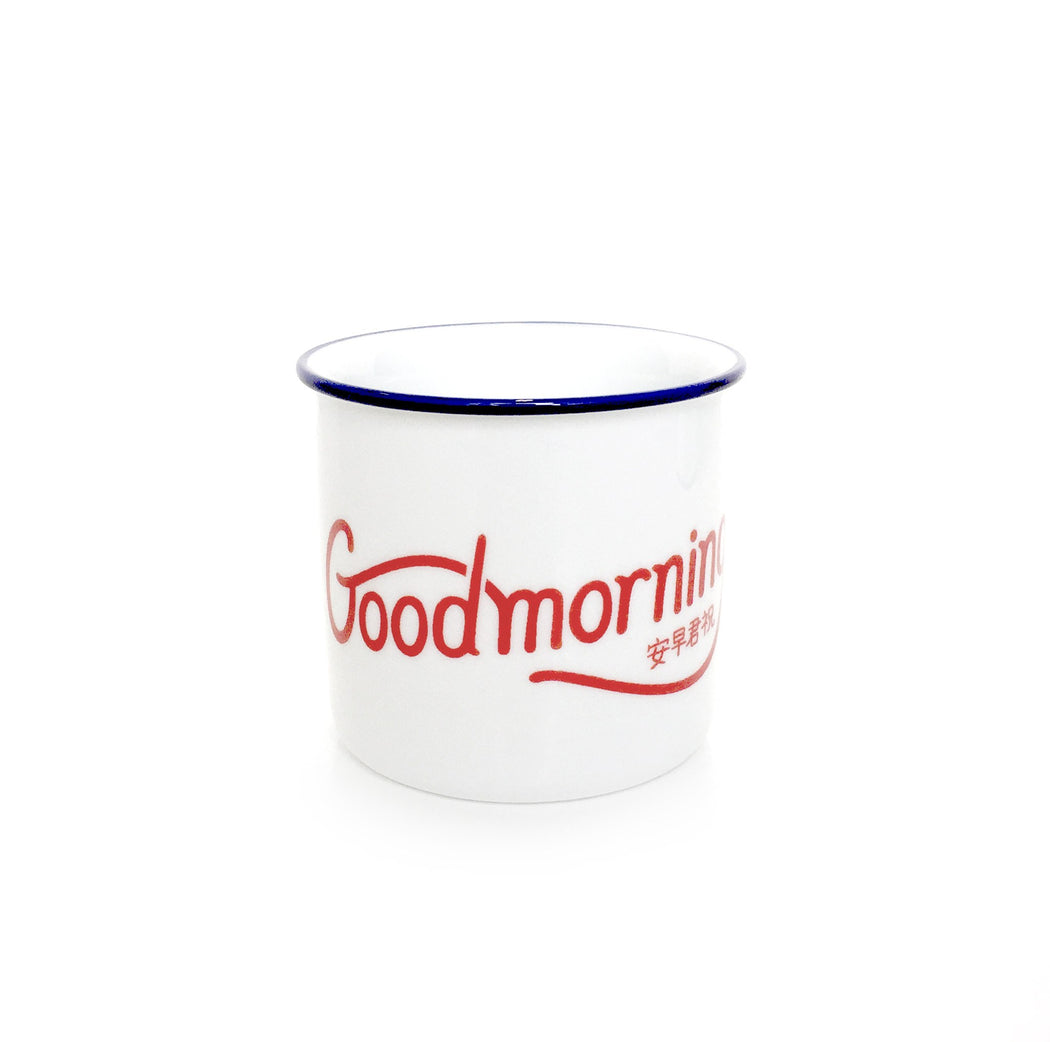 SS01 - Good Morning Mug (Ceramic) - Homewares - STUCKSHOP - Souvenirs from Singapore