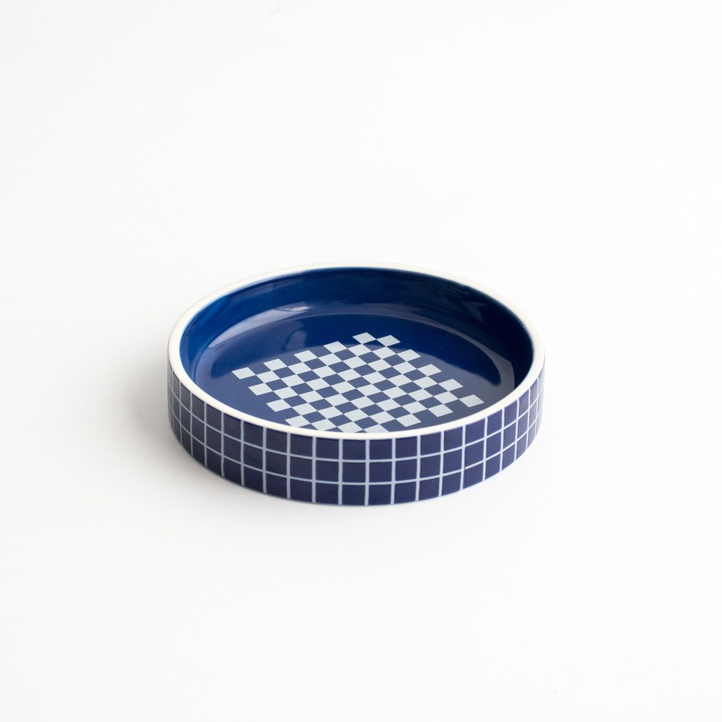 SS11 - Void Deck Chess Dish - Homewares - STUCKSHOP - Souvenirs from Singapore