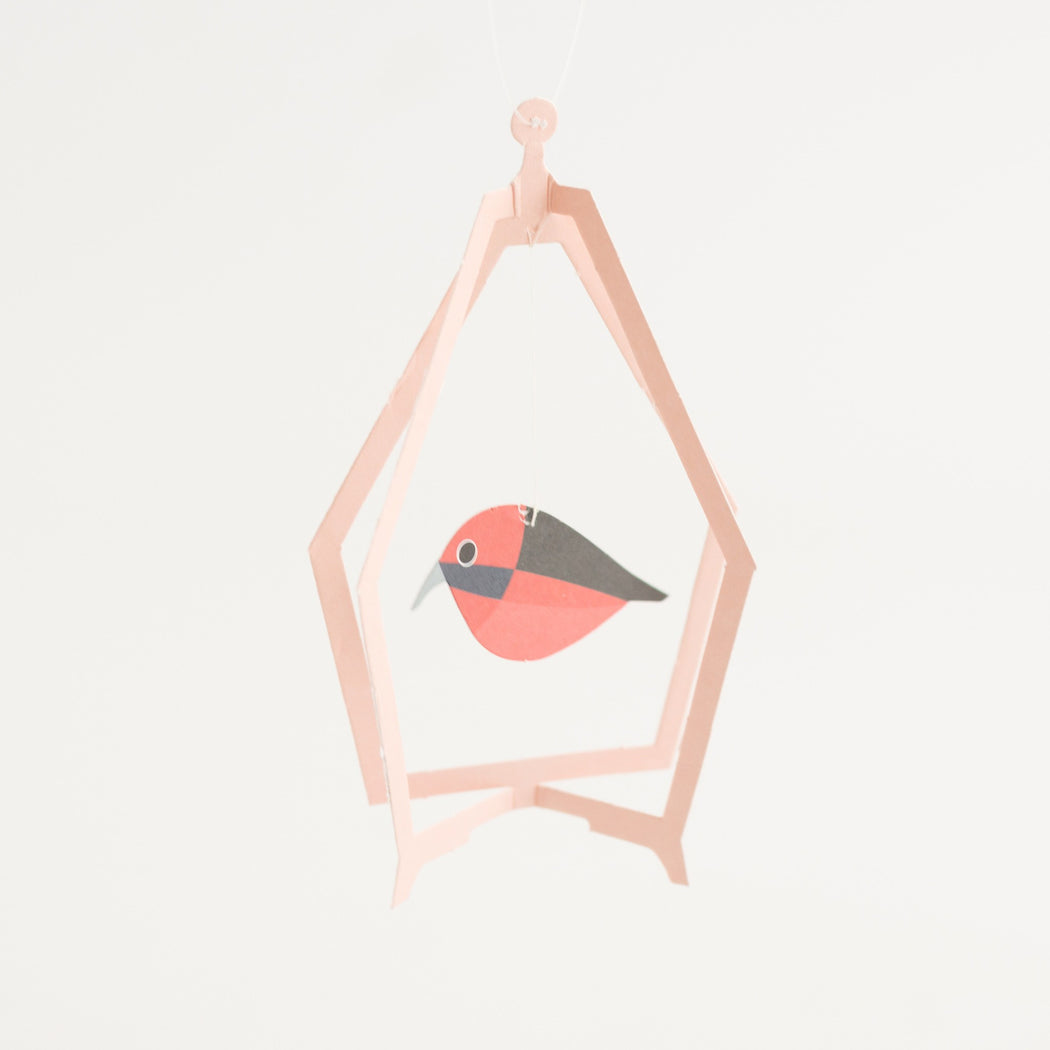 SS17 - Bird Mobile Card - Stationery - STUCKSHOP - Souvenirs from Singapore