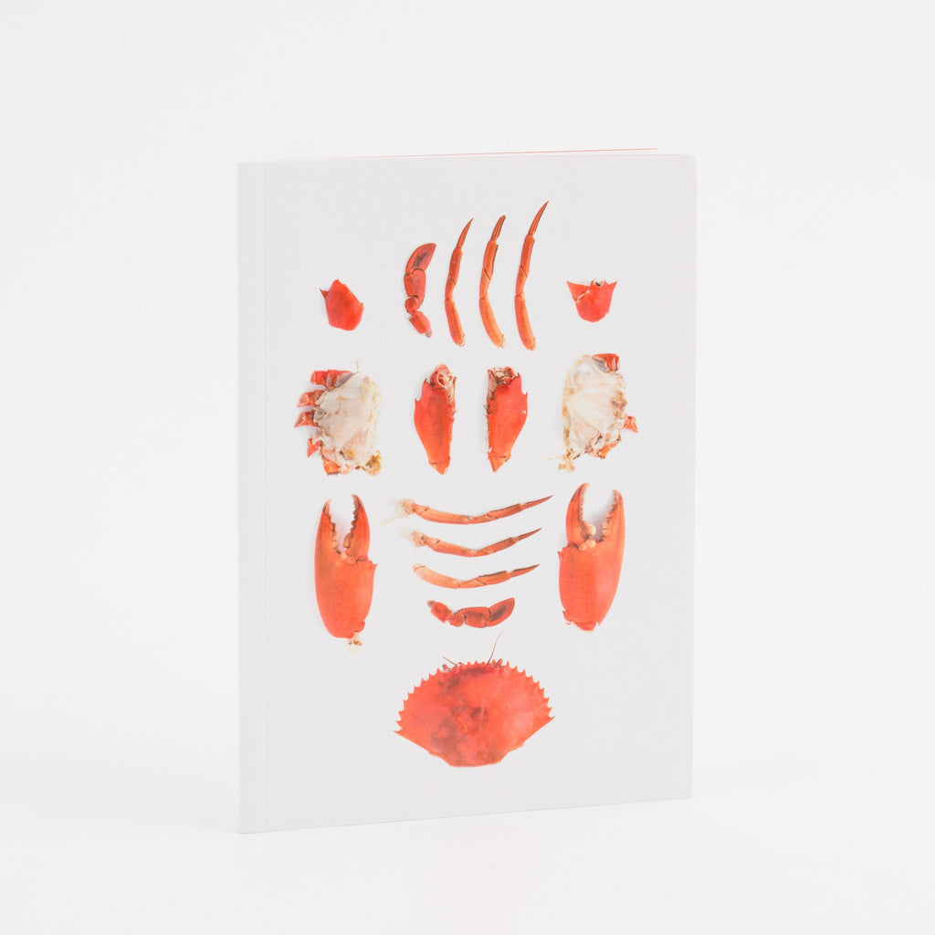 SS36 - Chilli Crab Notebook - Stationery - STUCKSHOP - Souvenirs from Singapore