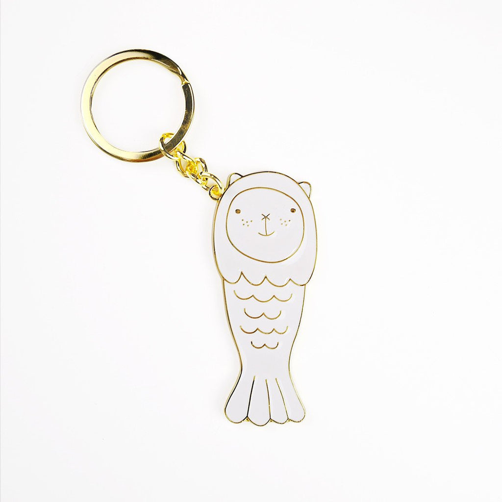 SS45.3 - Merlion Keychains - Personal - STUCKSHOP - Souvenirs from Singapore