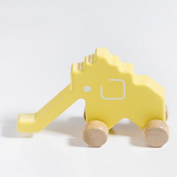 SS55.2 - Mini Playground Vehicle - Elephant - Fun and Games - STUCKSHOP - Souvenirs from Singapore