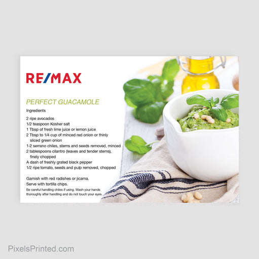 REMAX postcards PixelsPrinted
