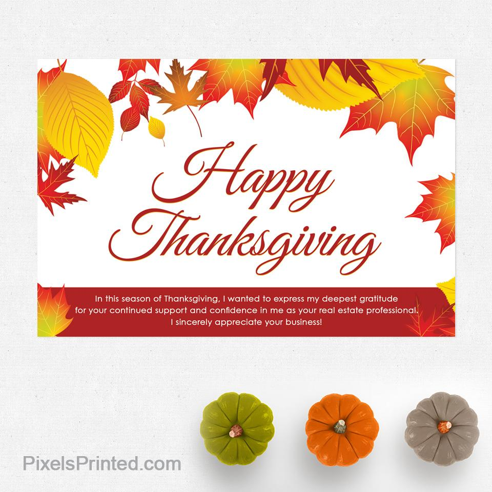 Berkshire Hathaway Thanksgiving postcards postcards PixelsPrinted