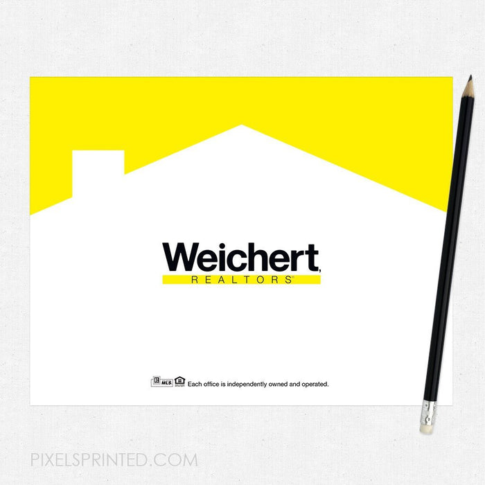 Weichert personal note cards realtor note cards PixelsPrinted