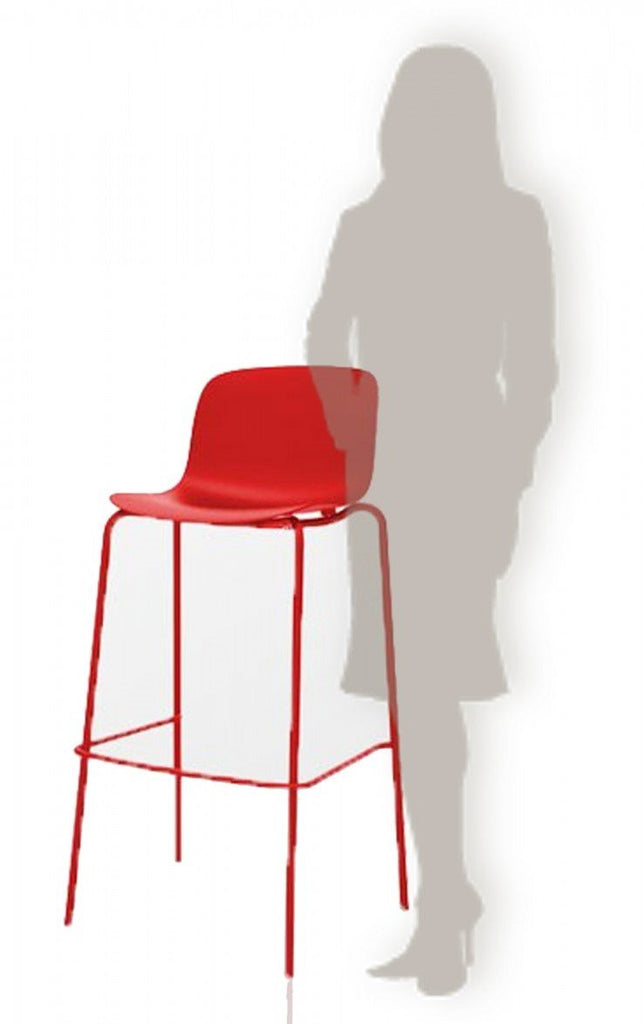 Magis Troy Stool with 4 points legs