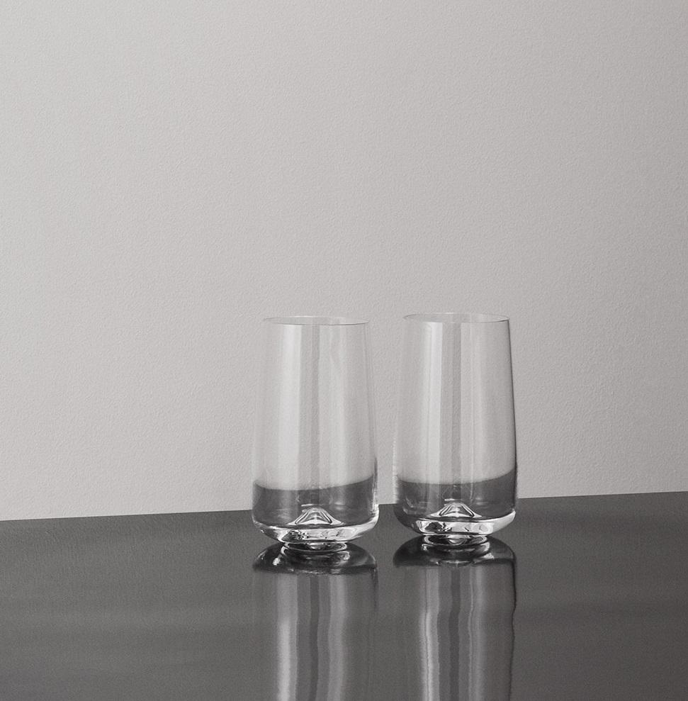 Long Drink Glass - Set of 2