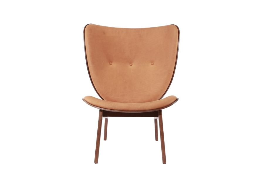Elephant Chair - Vintage Leather