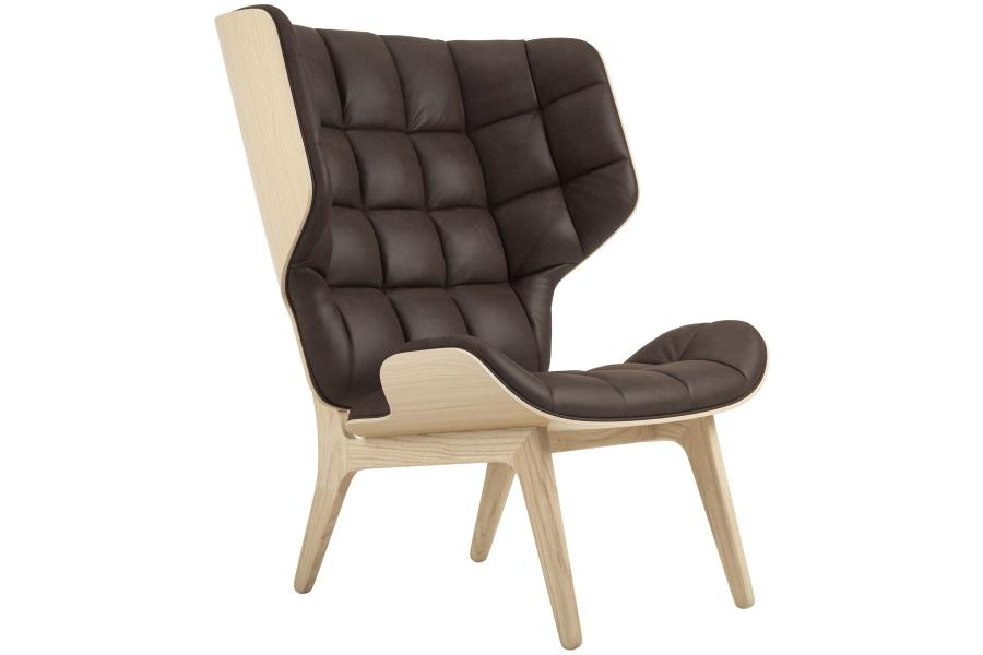 Mammoth Chair - Vintage Leather